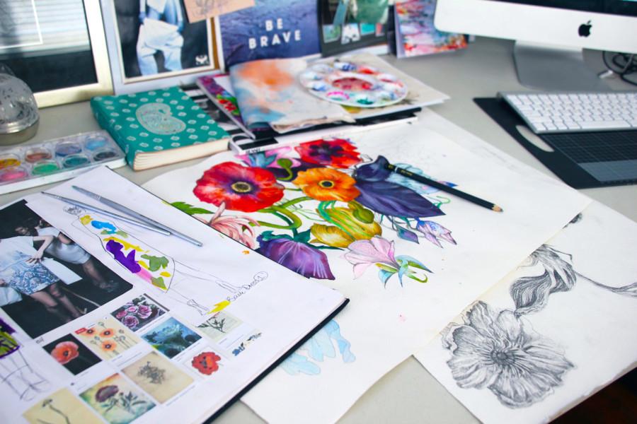 Artist spotlight: Annie Everingham1