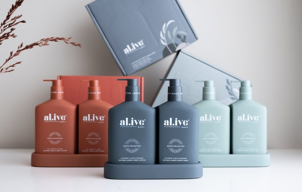 Alive Body product range