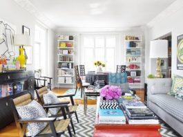 Step inside Max Humphrey's apartment