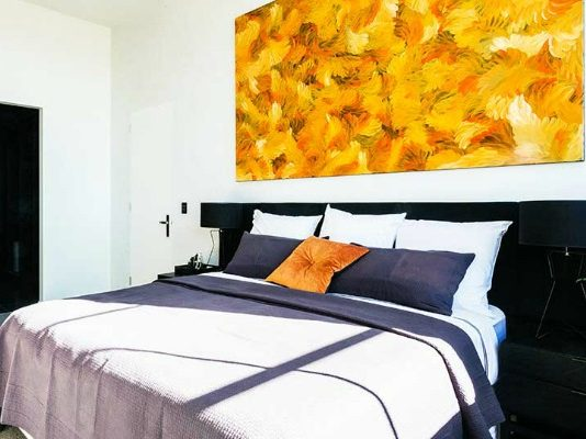 Block bedroom