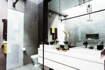 The block glasshouse week 7 room reveals style curator for E bathrooms fyshwick