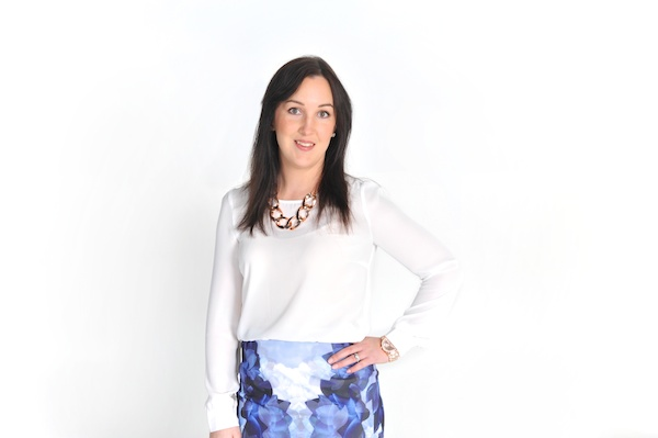 Haymes colour stylist Erin Hearns