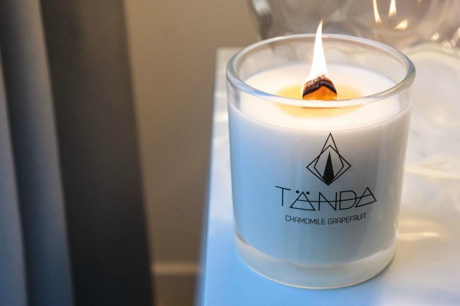 TANDA candles