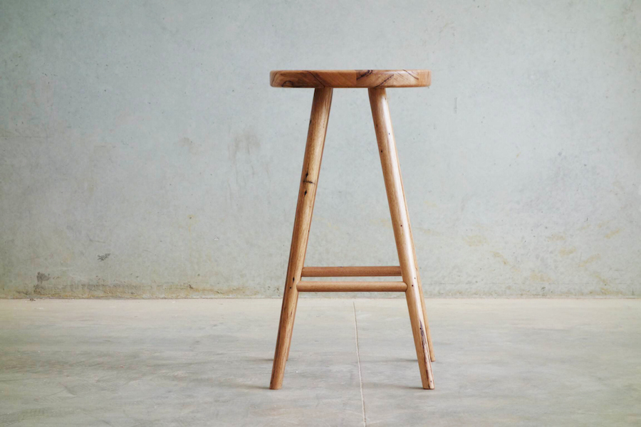 Christopher Blank skinny love stool