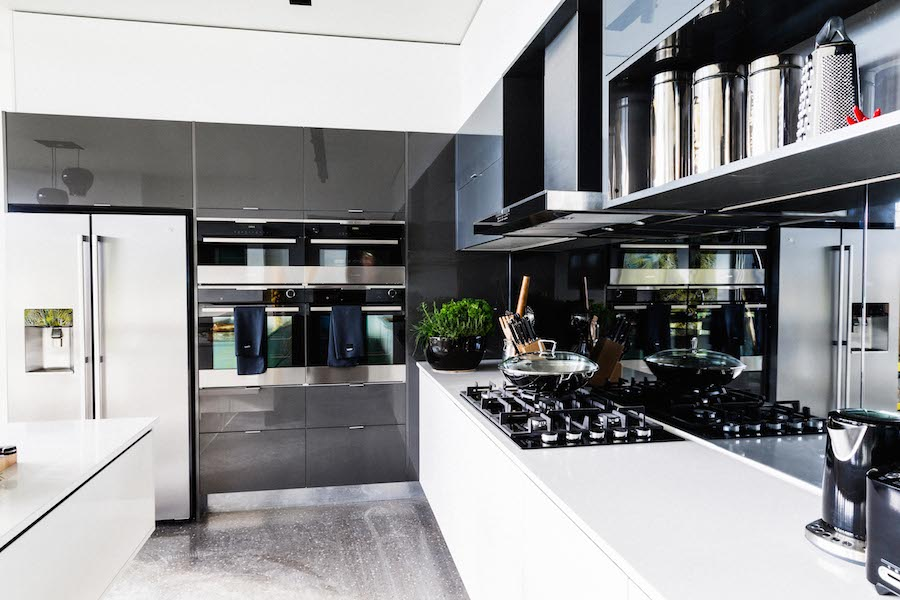Max and Karstan kitchen