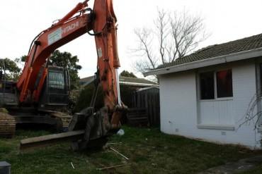 Pre demolition