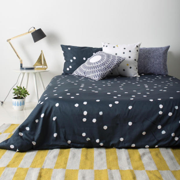 Confetti quilt by Milk and Sugar