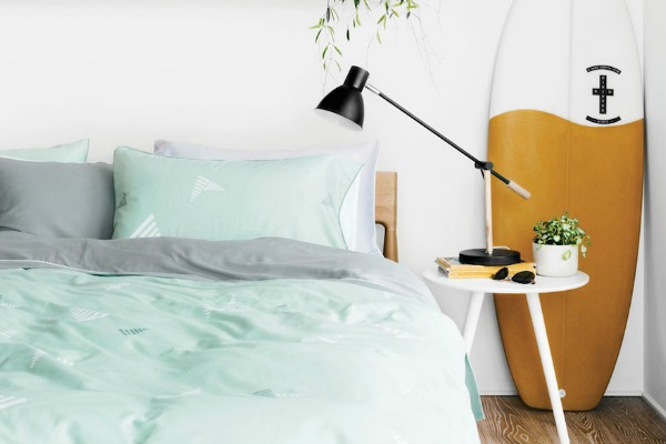 Hunting for George Launches NEW Siesta Bedding Collection