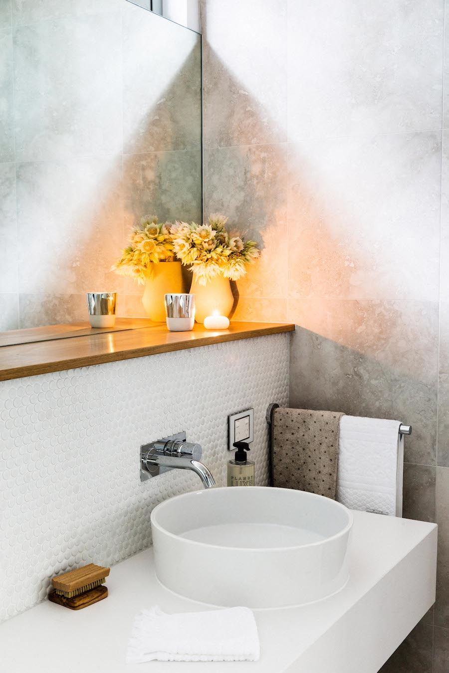 Design Tips If You Have A Small Bathroom