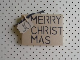 10 Christmas Gift Wrapping Ideas 2014 Stencil