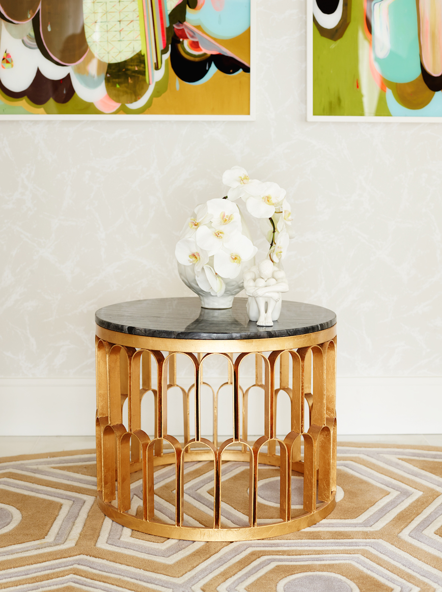 Greg Natale Worlds Away side table