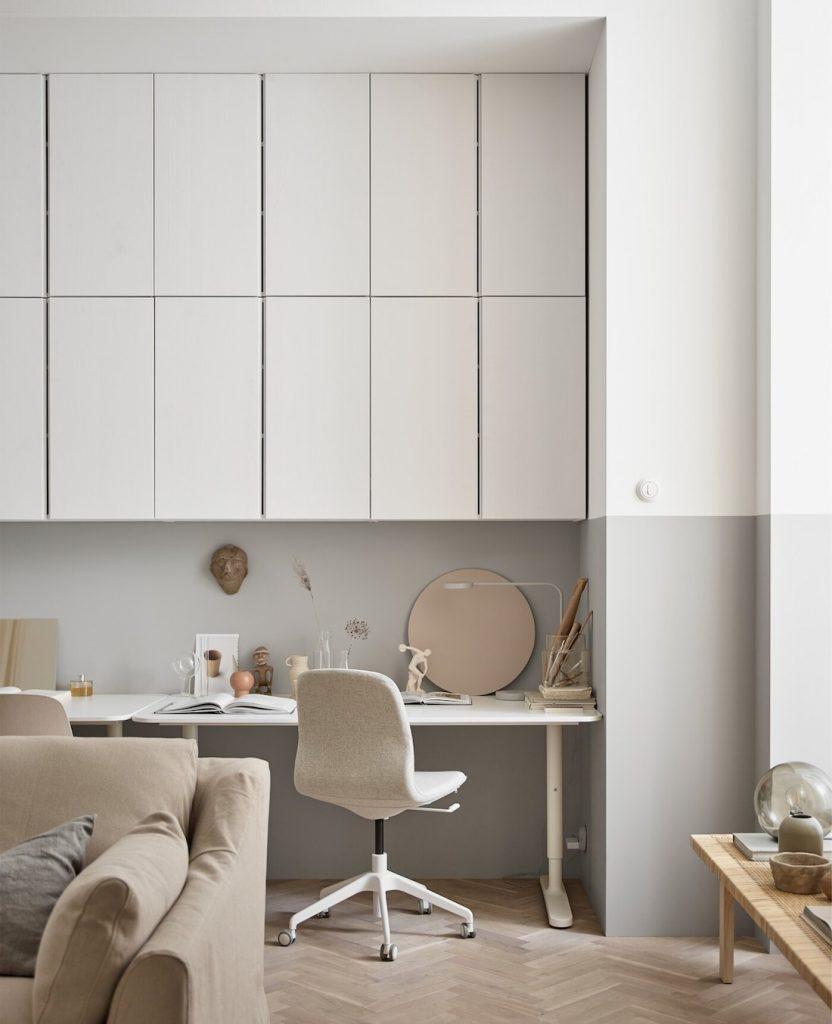 Ikea scandi officed