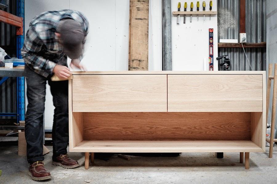 Relm Furniture making