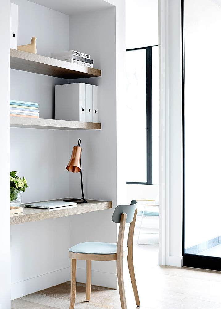 Simple office styling