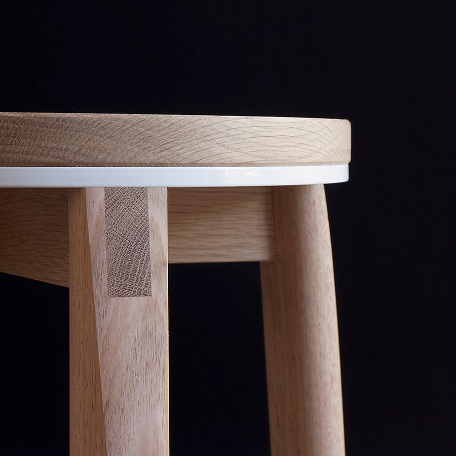 Stool by Relm Furniture