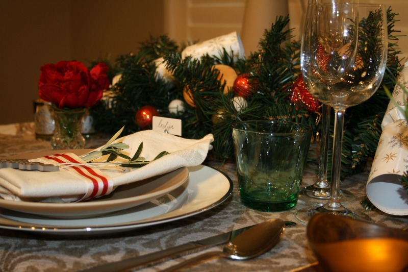 3 looks to decorate your table this Christmas