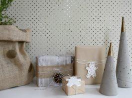 Concrete Christmas tree