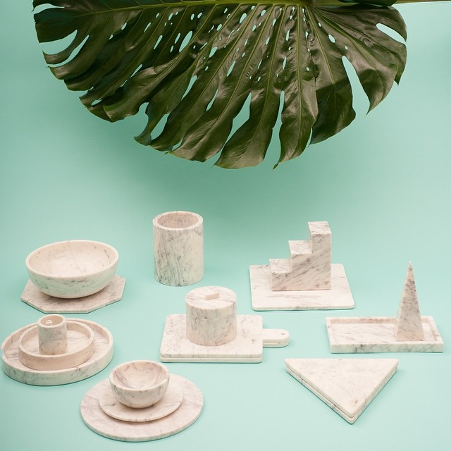 New Elemental collection from Marble Basics
