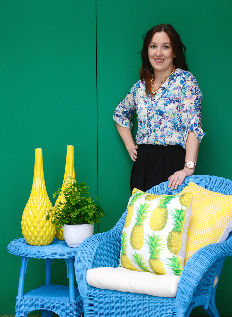 Haymes Paint colour stylist, Erin Hearns