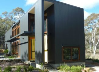 Homes we visited in 2014