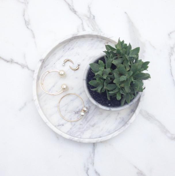Marble Basics tray