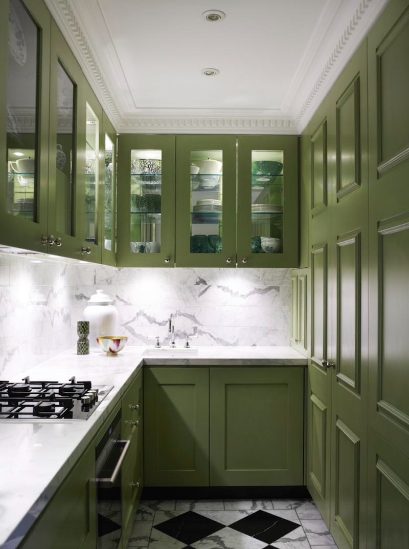 Kitchen by Greg Natale via Houzz
