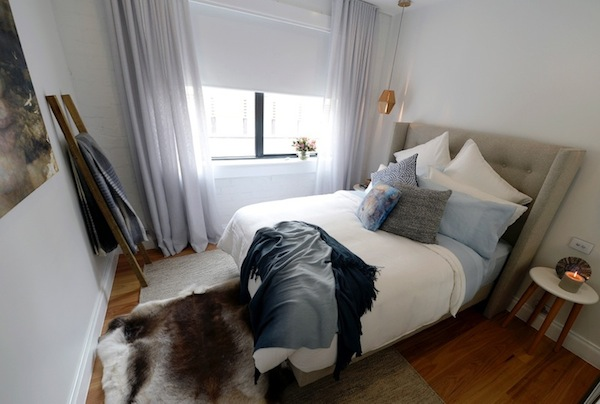 The Block Triple Threat: Week 1 First Bedroom Room Reveals