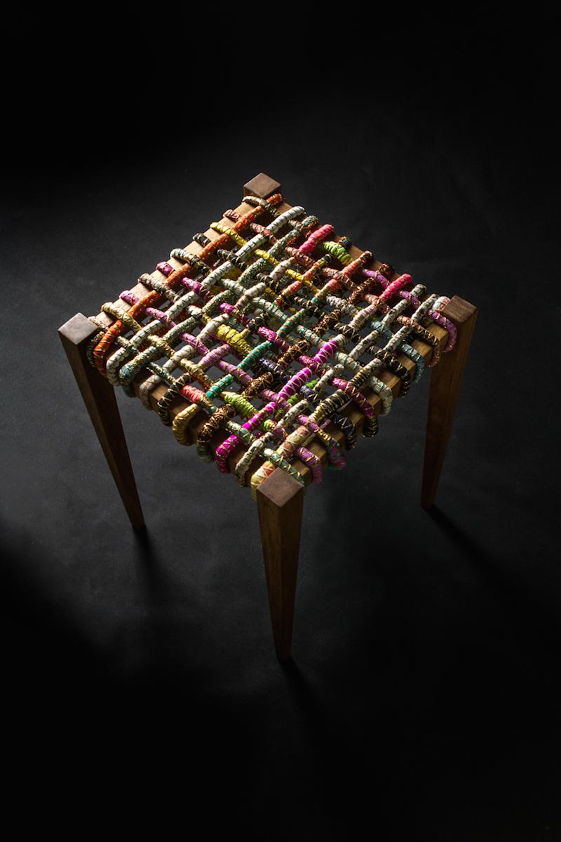 Gossamer stool