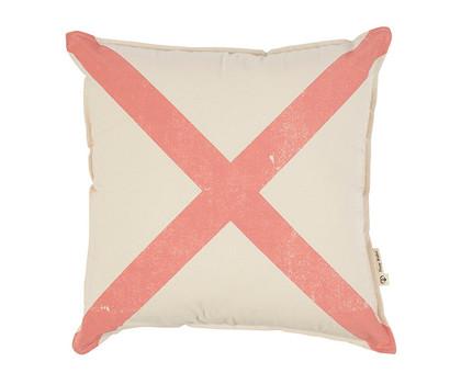 Mr X cushion