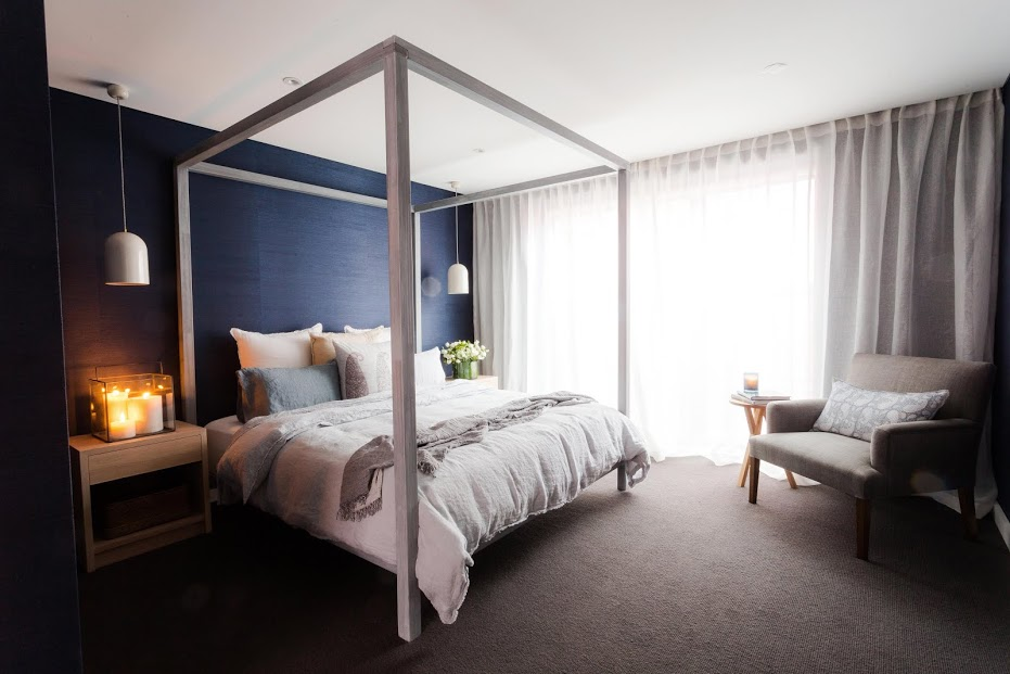 7 Nice Triple Bunk Beds Ideas For Your Children S Bedroom: Darren And Dea Master Bed