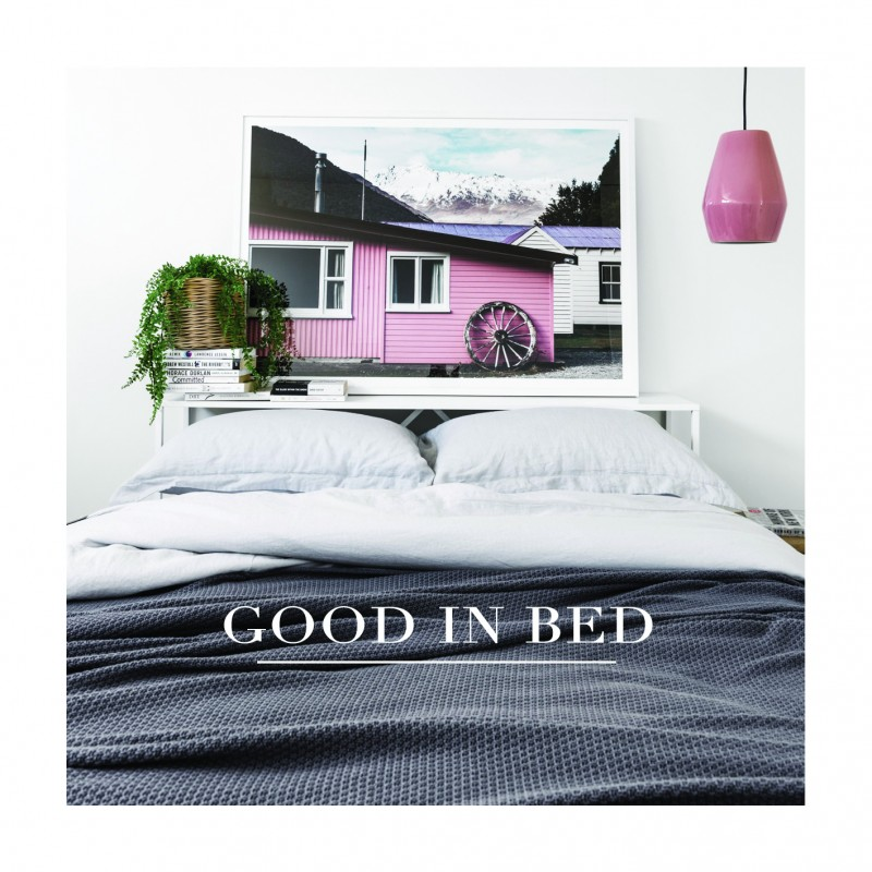 Good in bed artwork