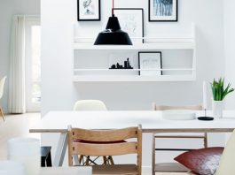 Dining room inspiration feature