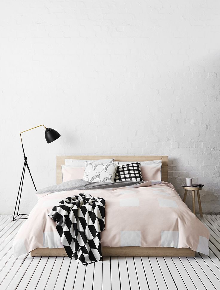 Bedroom inspiration from The Design Chaser