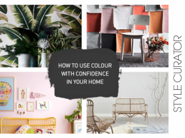 How to use colour with confidence in your home