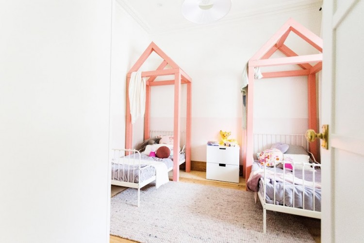 Jess and Ayden kids room