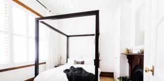 Jess and Ayden master bedroom