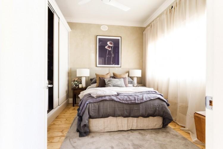 Josh and Jenna bedroom
