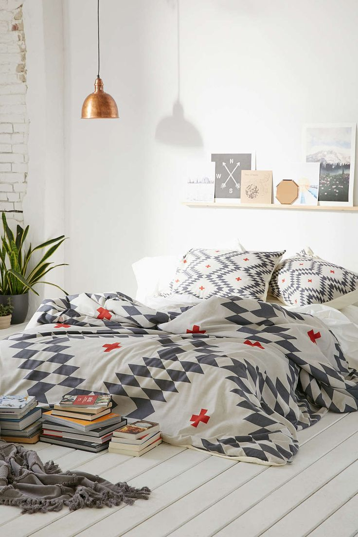 Aztec bedding