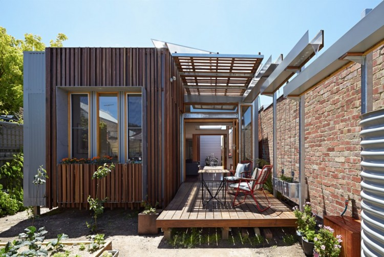 'Convertible Courtyards House', Christopher Megowan Design