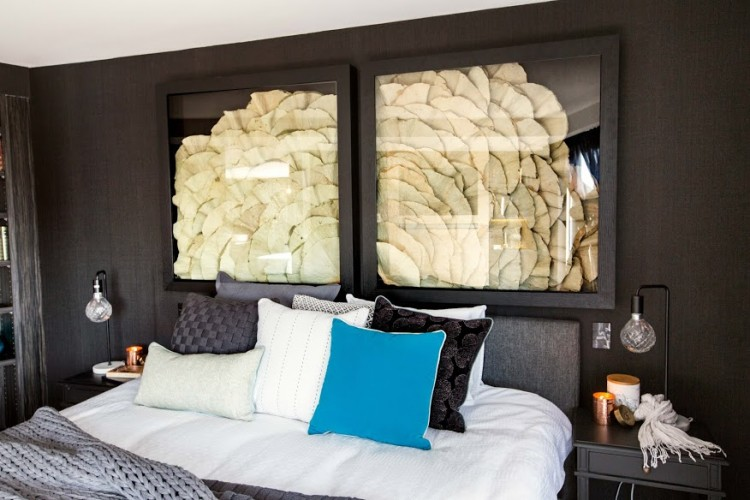 The Block 2015 Week 3 Master Bedroom Reveals