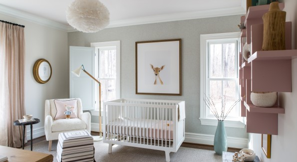 Fabulously Sophisticated Nursery Inspiration