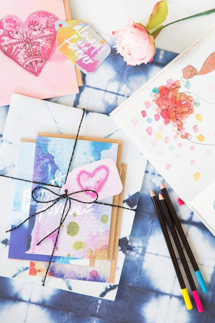 Rachel Kennedy cards and wrap