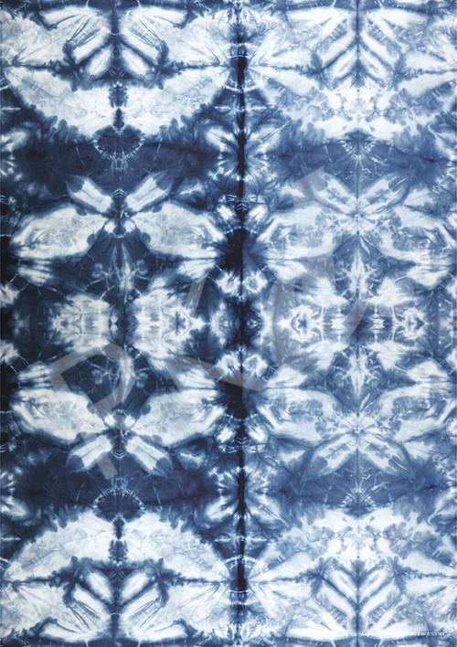 Shibori wrap