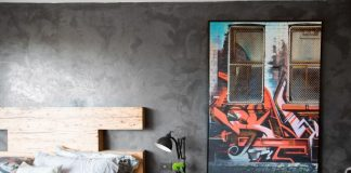 Caro and Kingi bedroom