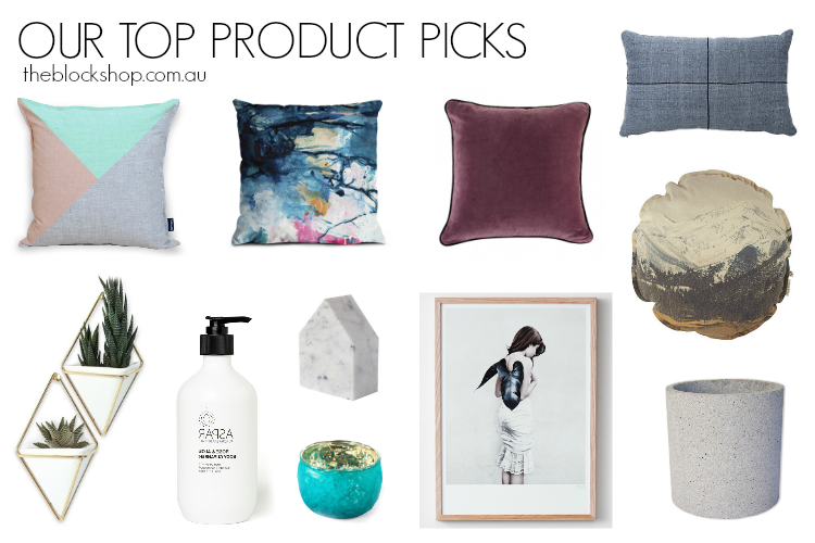 Top products The Block Shop