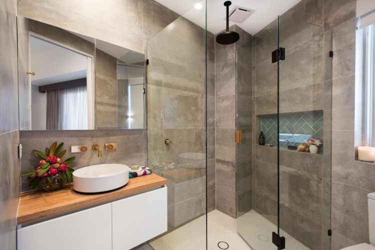 Dean and Shay ensuite
