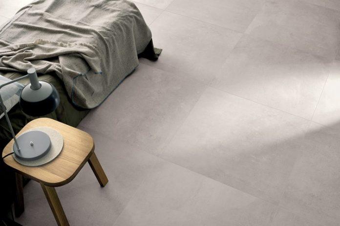 Grey tiles via Coem