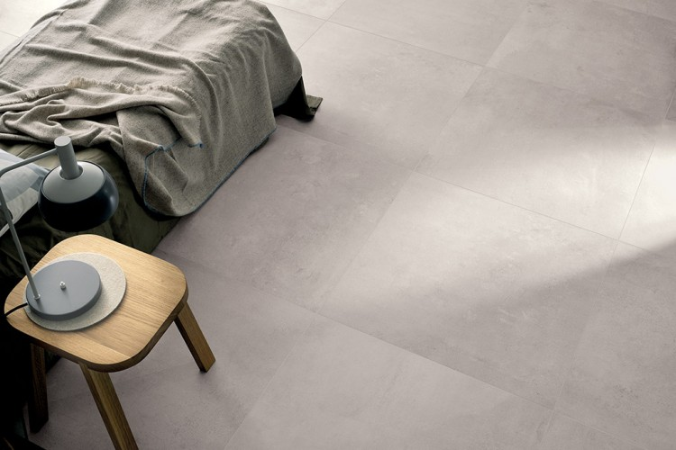 Grey tiles via Coem