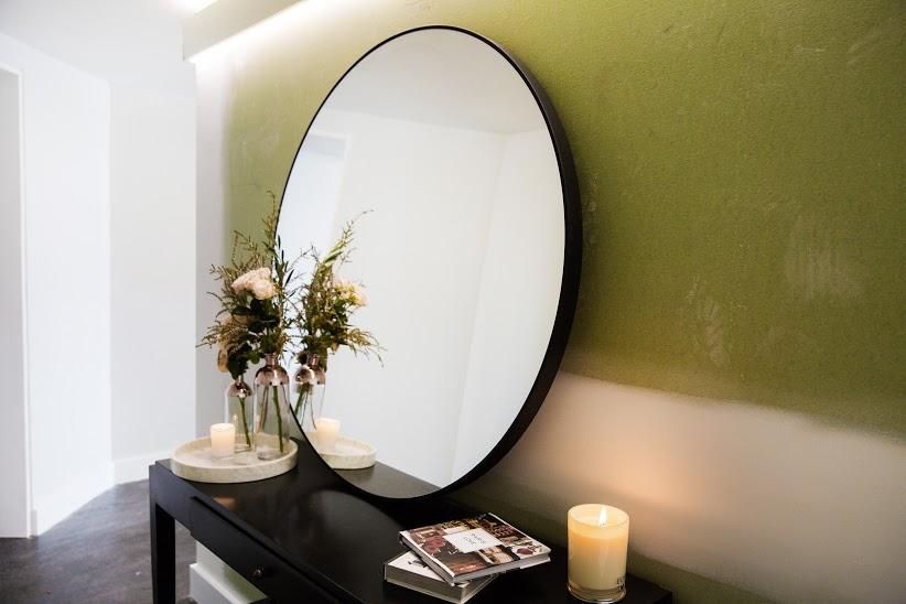 Mirror entry
