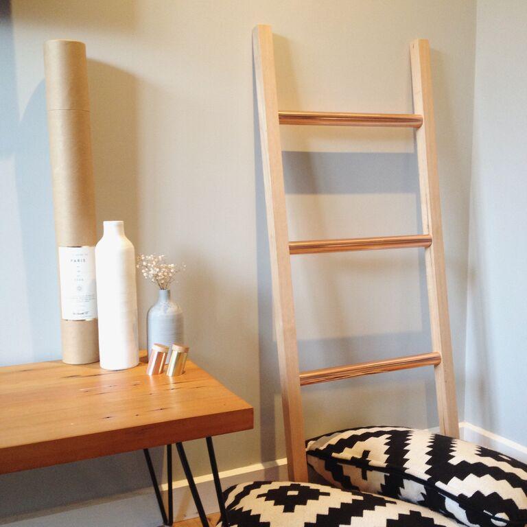 Scandiluxe ladder